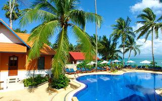 Náhled objektu Lawana Resort, Bo Phut Beach, ostrov Koh Samui, Thajsko