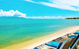 Náhled objektu Paradise Beach Resort, Bo Phut Beach, ostrov Koh Samui, Thajsko