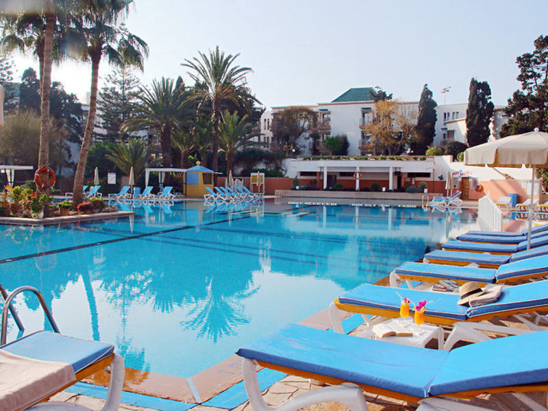 Hotel lti Agadir Beach Club, Agadir, Agadir, Tunisko a Maroko
