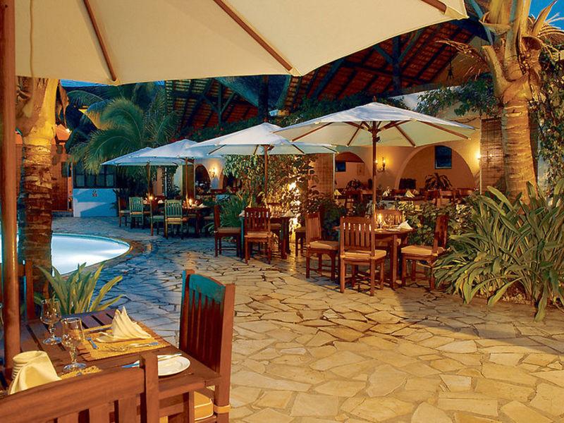 Hotel Veranda Palmar Beach, Belle Mare D'eau Douce, Mauricius (Mauritius), Indický oceán