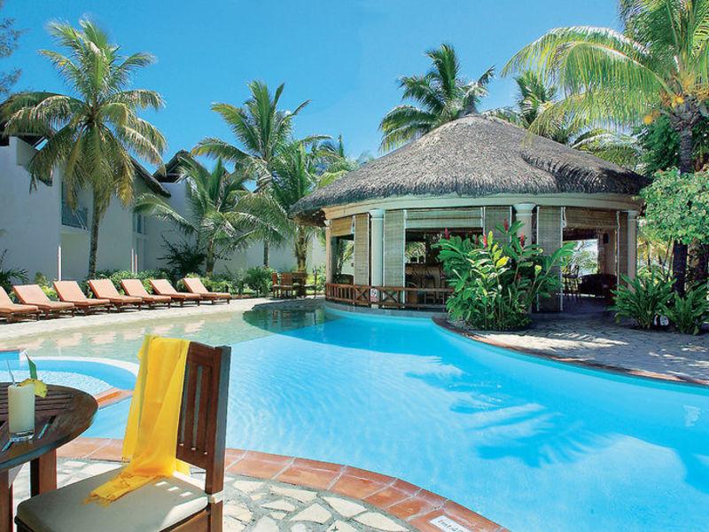 Hotel Veranda Palmar Beach, Belle Mare D'eau Douce ...
