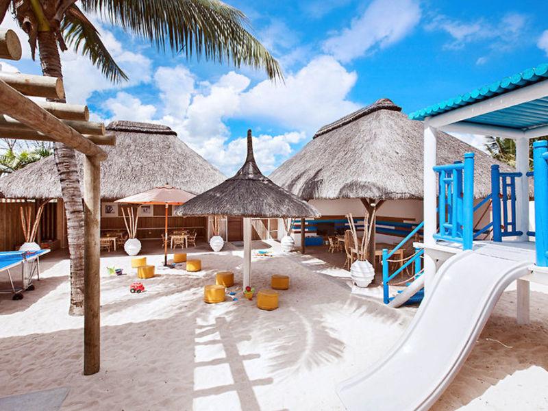 Hotel Veranda Pointe aux Biches, Pointe Aux Piments, Mauricius (Mauritius), Indický oceán