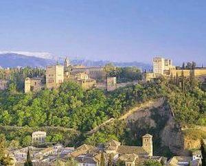 Dovolená Španělsko pevnina - fotografie
