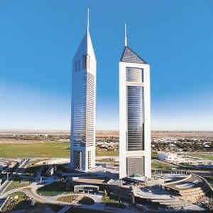 Dovolená Dubaj - fotografie