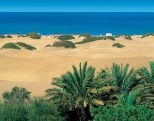 Dovolená Gran Canaria - fotografie