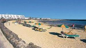 Dovolená Lanzarote - fotografie
