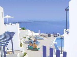 Last minute Santorini - fotografie